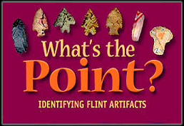 Identify flint artifacts and learn about the prehistoric people of Ohio.